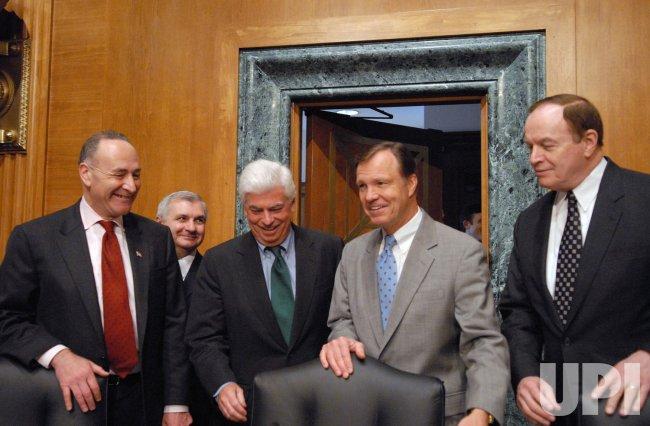 SEC Chairman Cox testifies in Washington