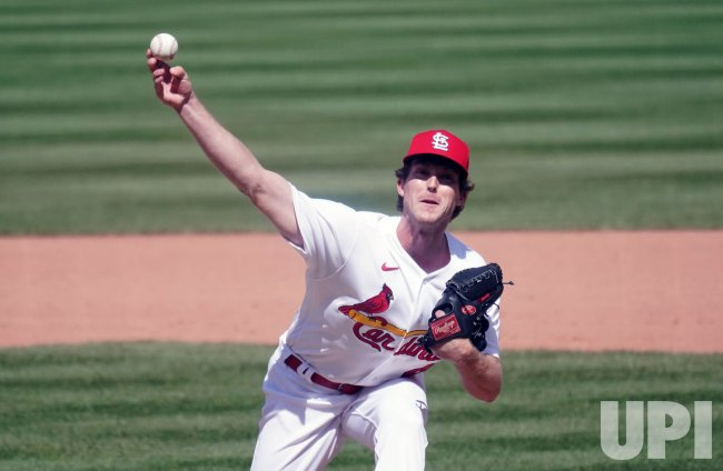 St. Louis Cardinals Jake Woodford