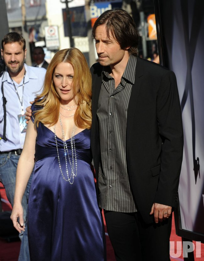 """The X-Files: I Want to Believe"" premieres in Los Angeles"