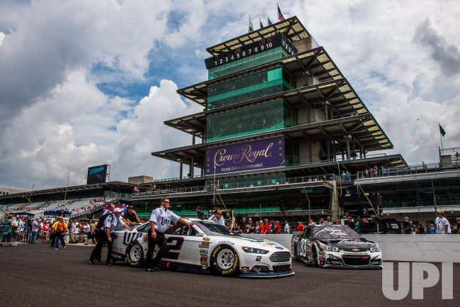 22nd Brickyard 400 at Indianapolis Motor Speedway