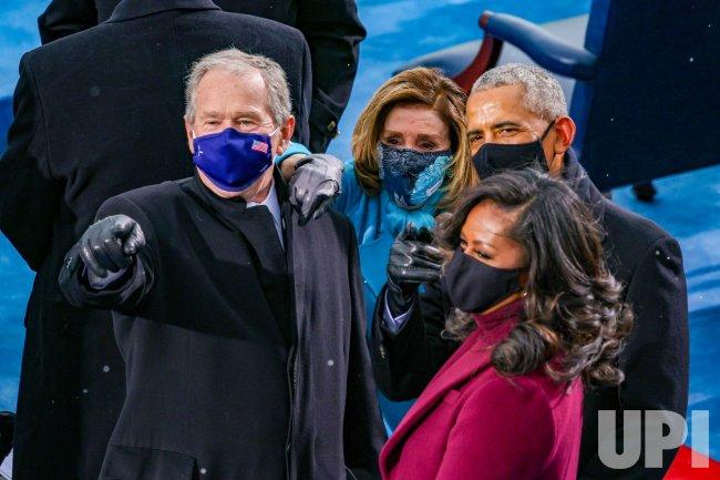 Joe Biden Sworn In As 46th President Of The United States