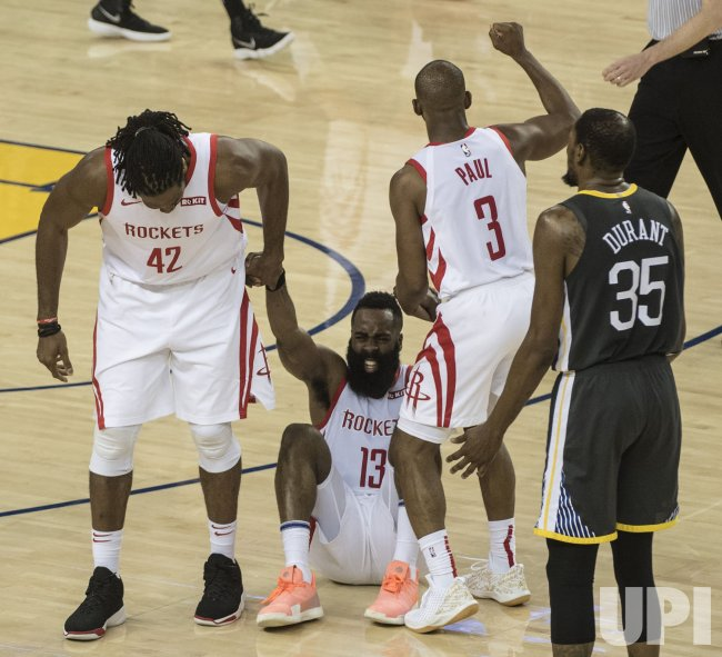 Rockets And The Warriors Game: Golden State Warriors Beat Houston Rockets 115-109
