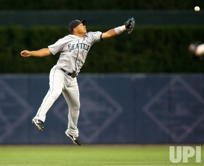 SEATTLE MARINERS VS DETROIT TIGERS