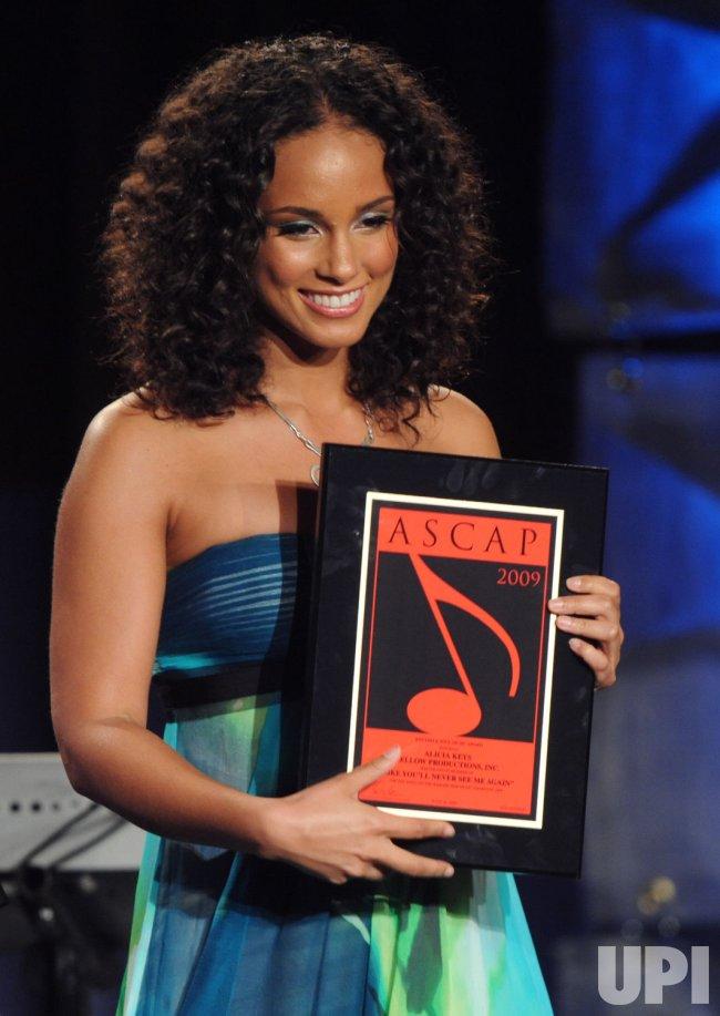 ASCAP Rhythm & Soul Music Awards held in Beverly Hills, California