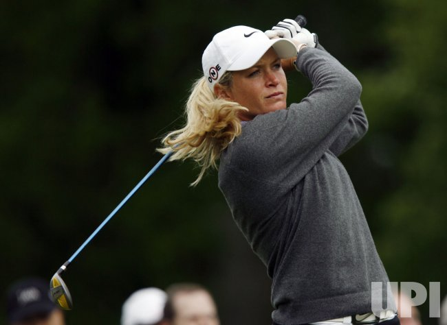 Final Round of the LPGA Sybase Classic in New Jersey