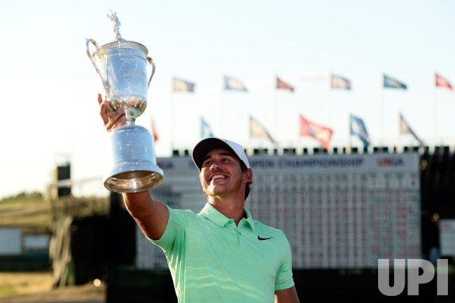 Brooks Koepka win the 2017 U.S. Open Golf Championship at Erin Hills in Wisconsin