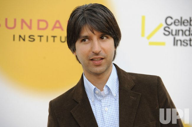 Demetri Martin attends the Celebrate Sundance Institute benefit held at Franklyn Canyon Ranch in Beverly Hills