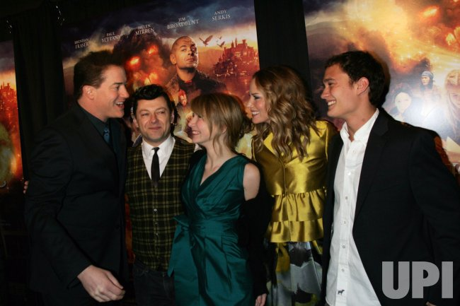 """Inkheart"" Premiere in New York"