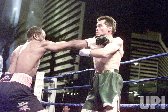 Boxing in Las Vegas