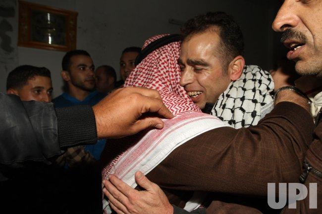 Israel releases 26 Palestinian prisoners US-brokered