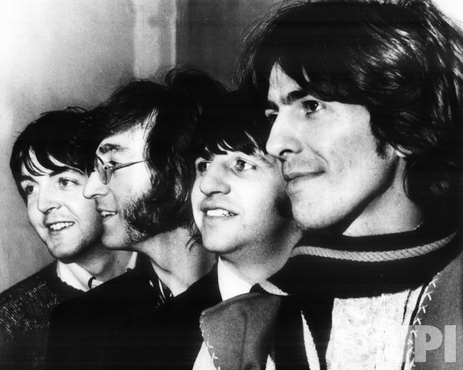 Beatle George Harrison attacked