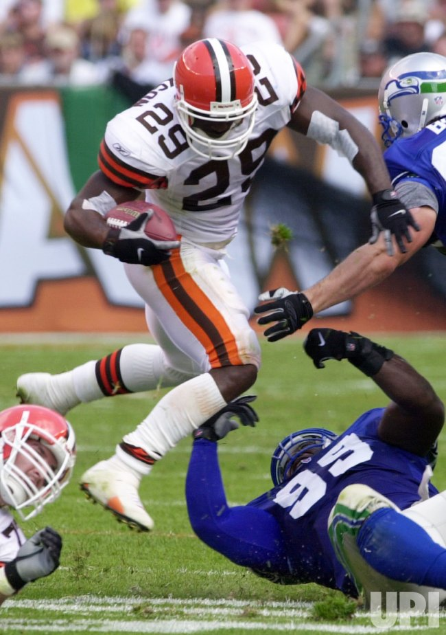 Seattle Seahawks at Cleveland Browns