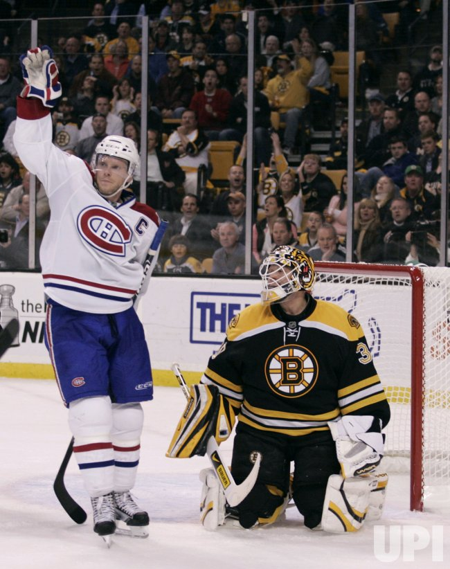NHL Eastern Conference Playoff Canadiens vs. Bruins
