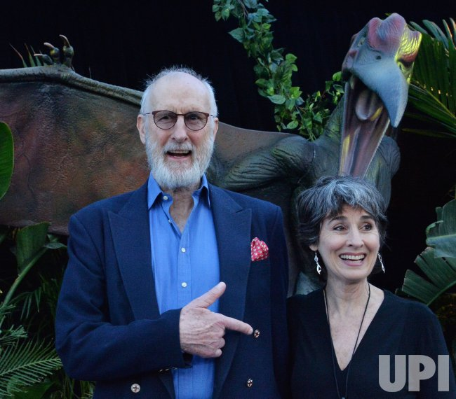 """James Cromwell and James Cromwell attend the """"Jurassic World: Fallen Kingdom"""" premiere in Los Angeles"""