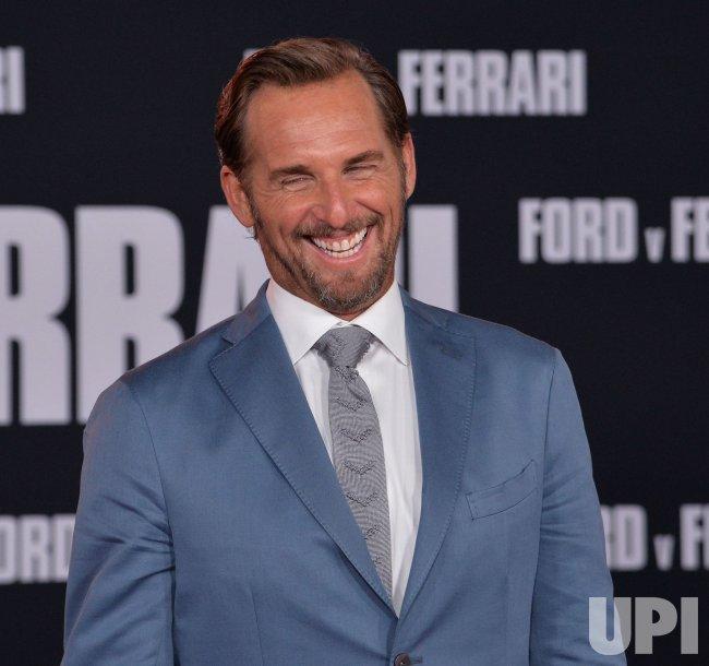 Josh Lucas Attends The Ford V Ferrari Premiere In La Upi Com
