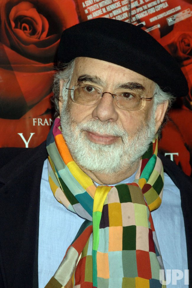 "Coppola's ""Youth Without Youth"" film premiere in New York"