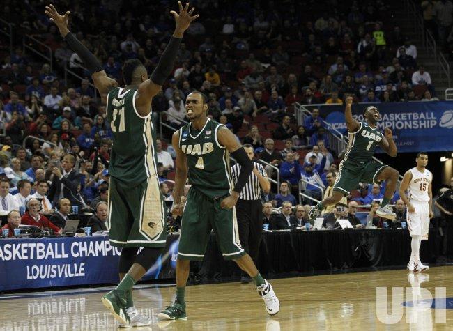 Iowa State Cyclones vs UAB Blazers NCAA Division I Mens Basketball Championship