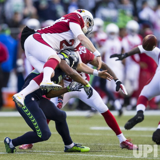 Seattle Seahawks beat the Arizona Cardinals 19-3 in Seattle