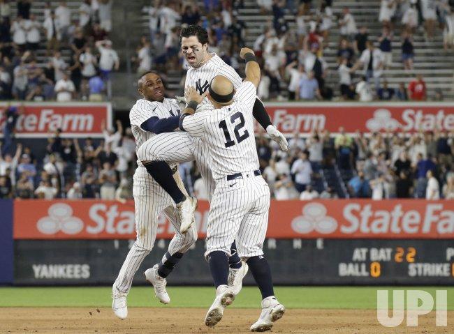 New York Yankees vs Philadelphia Phillies at Yankee Stadium