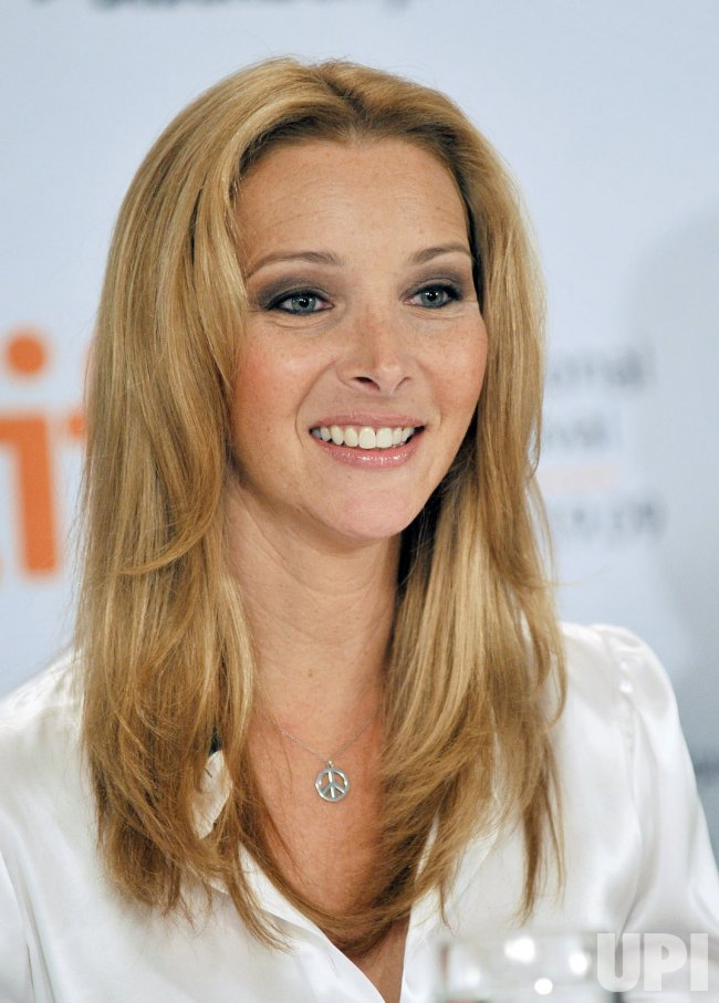 Lisa Kudrow attends Toronto International Film Festival