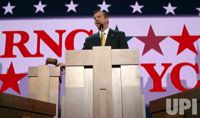 2004 REPUBLICAN NATIONAL CONVENTION