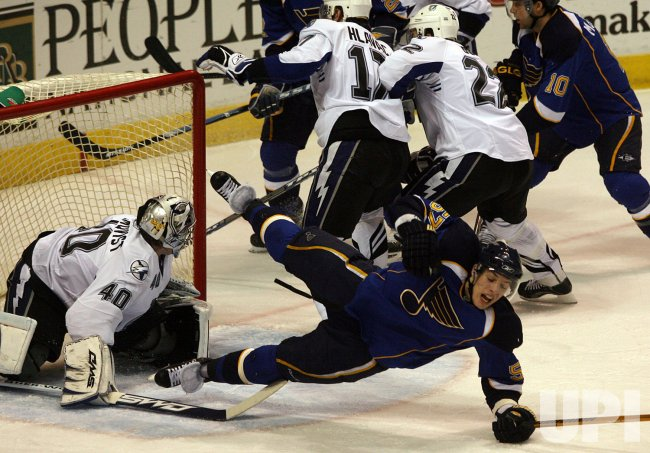 Tampa Bay Lightning vs St. Louis Blues