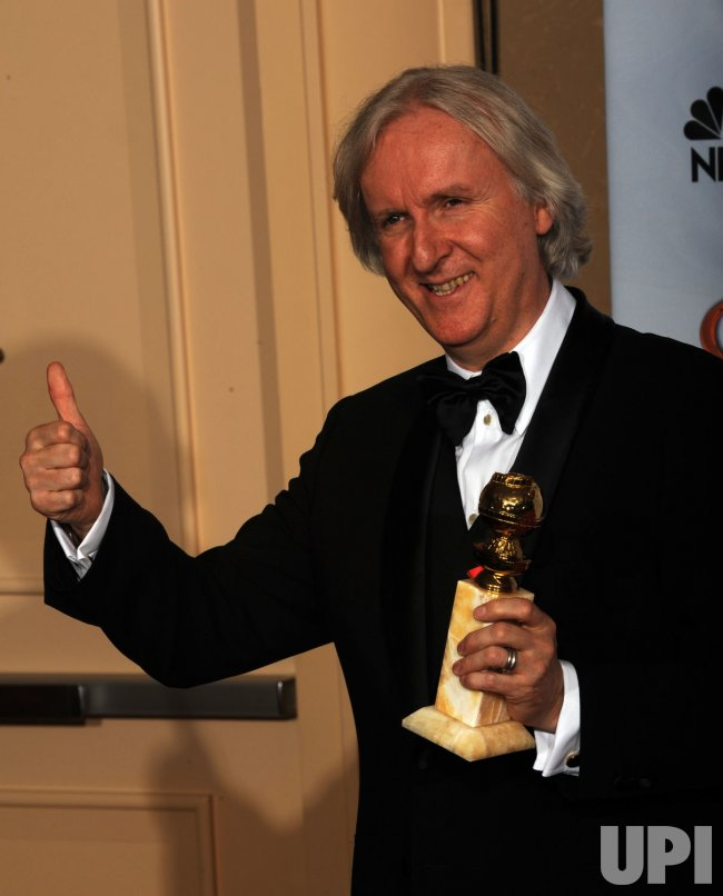 James Cameron and Avatar big winners at the 67th annual Golden Globe Awards