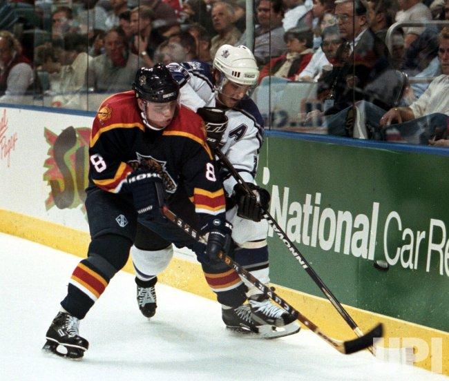 Los Angeles Kings vs. Florida Panthers hockey