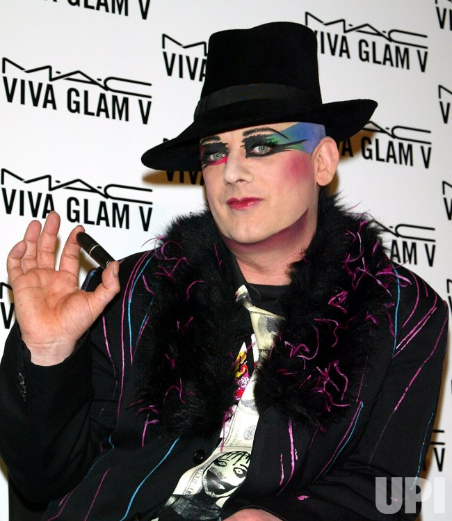 M*A*C AIDS FUND VIVA GLAM CAMPAIGN PRESS CONFERENCE