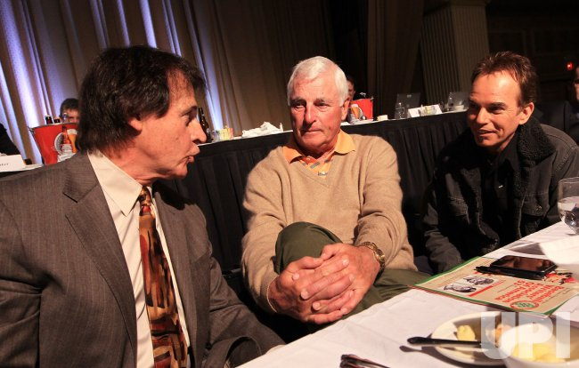 St. Louis Baseball Sports Writers annual dinner