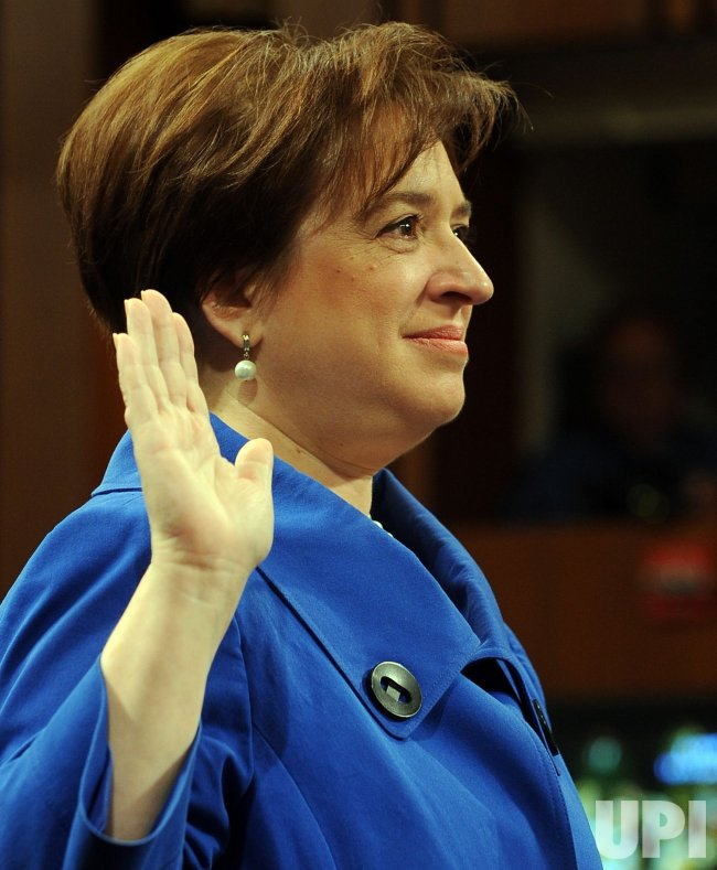 Confirmation hearing begins for Supreme Court nominee Elena Kagan in Washington