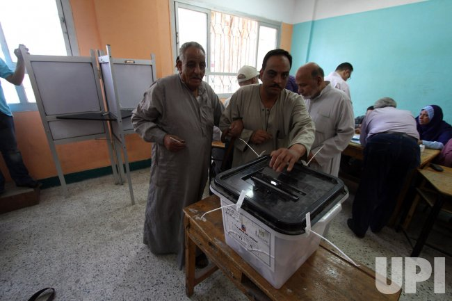 Egyptians Began Voting to Pick Their President in Run-off of Presidential Elections