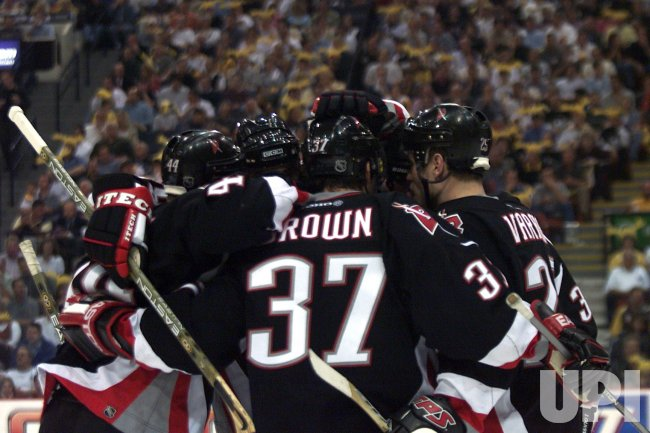 Buffalo Sabres v. Pittsburgh Penguins Playoffs Game 3