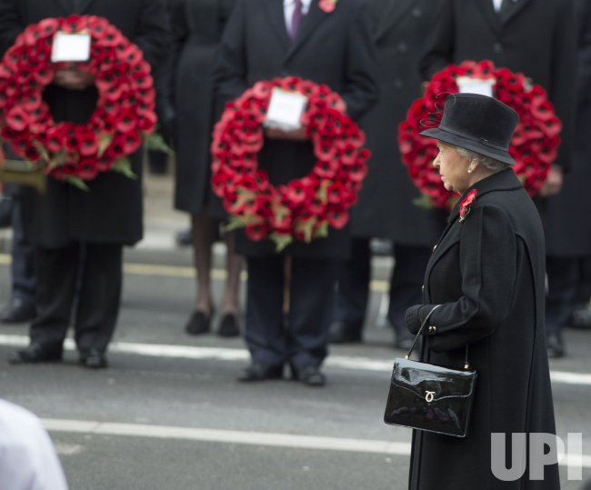 Remembrance Sunday Service in London