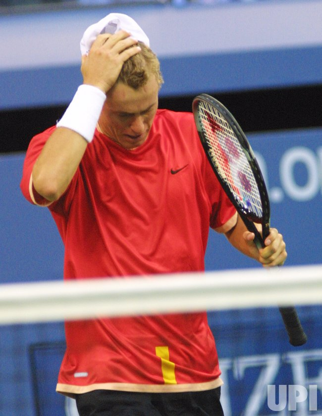 AUSTRAILIAN LLEYTON HEWITT DEFEAT USA'S PETE SAMPRAS, IN STRAIGHT SETS 7-6, 6-1, 6-1.