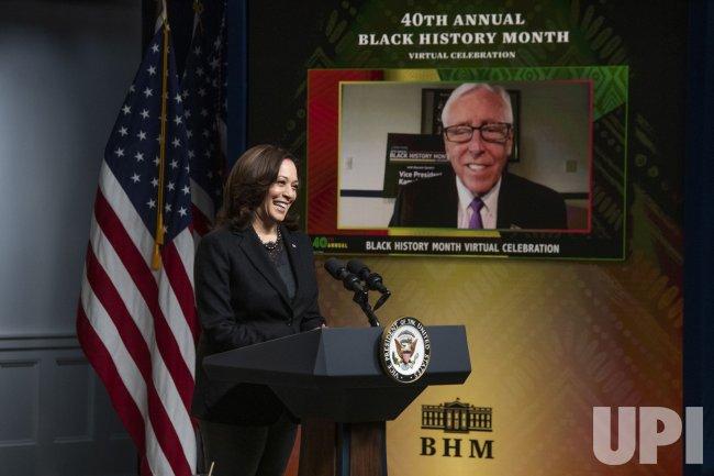 VP Harris Remarks at 40th Annual Black History Month Virtual Celebration
