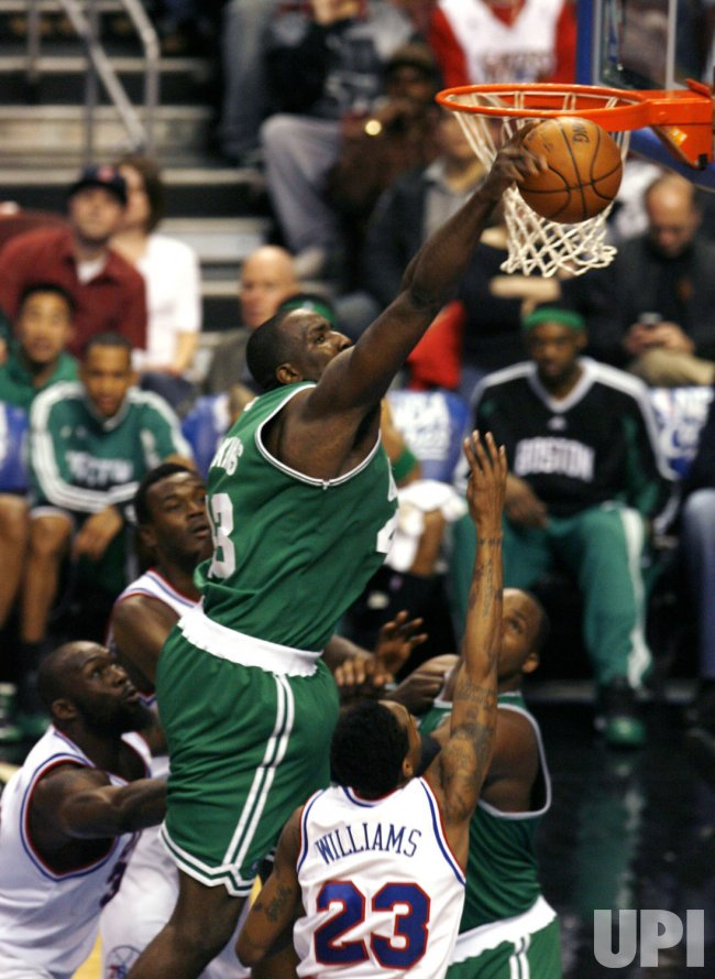 Boston Celtics vs Philadelphia 76ers