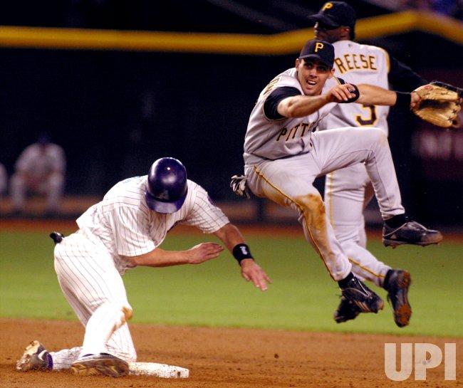 Pittsburgh Pirates vs Arizona Diamondbacks