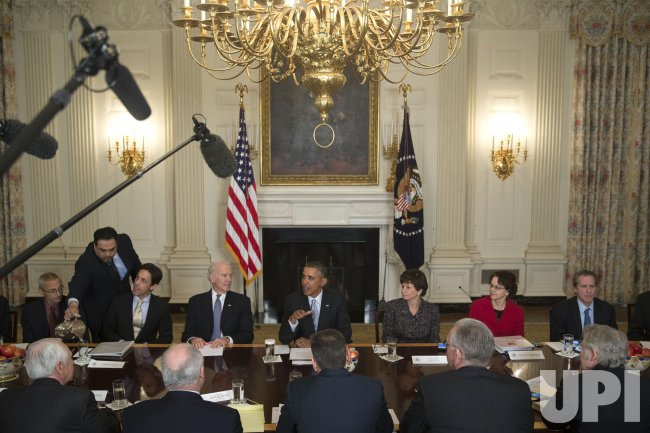 Obama Delivers Remarks At the Democratic Governors Association Meeting
