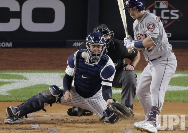 American League Championship Series Game 5
