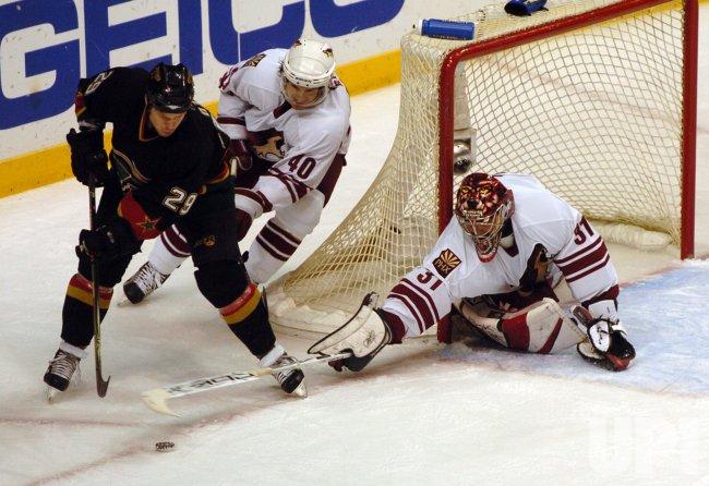 NHL-DALLAS STARS-PHOENIX COYOTES