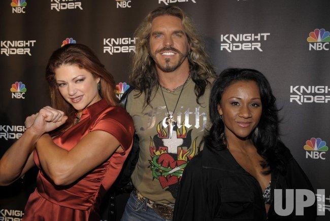 Knight Rider cast party in Los Angeles - UPI com