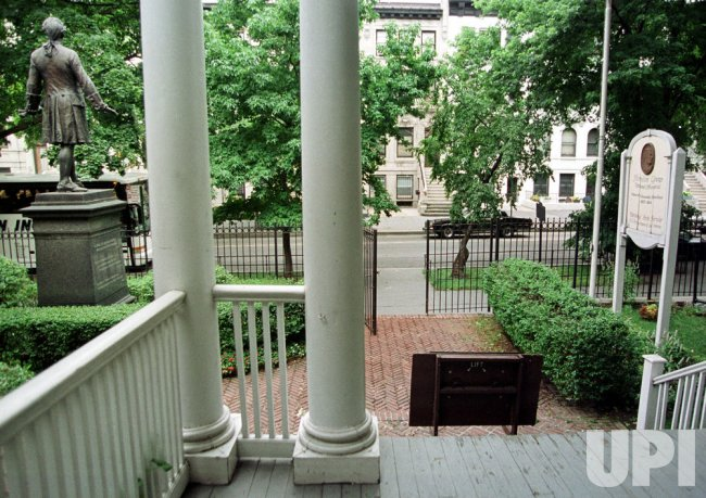 Alexander Hamilton House To Be Moved
