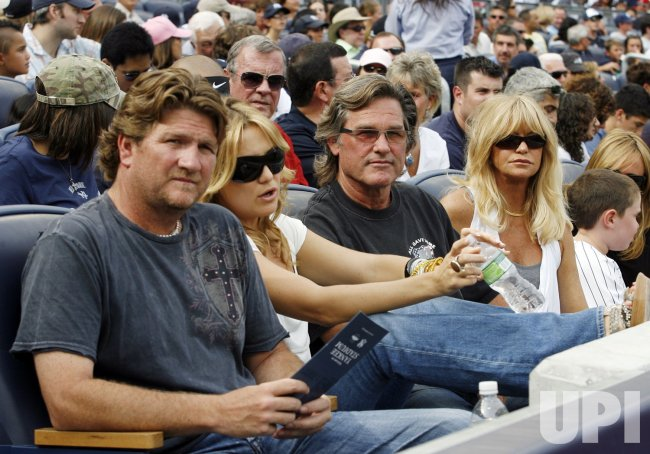 Photo of Kurt Russell & his  Son  Boston Russell
