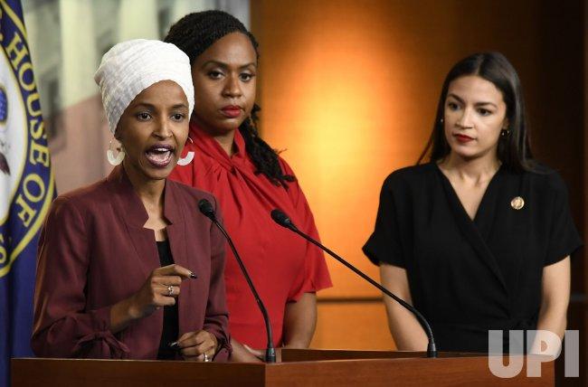 four congresswomen respond to president trump remarks