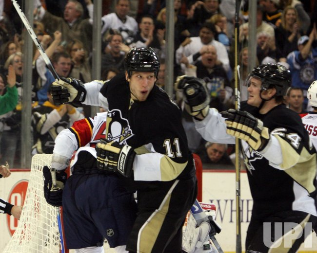 Pittsburgh Penguins vs Florida Panthers
