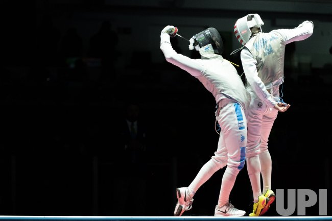 Men's Individual Foil Fencing at the 2016 Summer Olympics in Rio de Janeiro