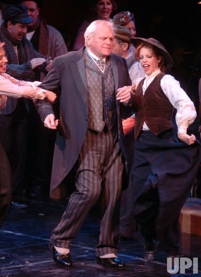 "BRIAN DENNEHY MAKES MUSICAL STAGE DEBUT IN"" MY FAIR LADY"" IN NEW YORK CITY"