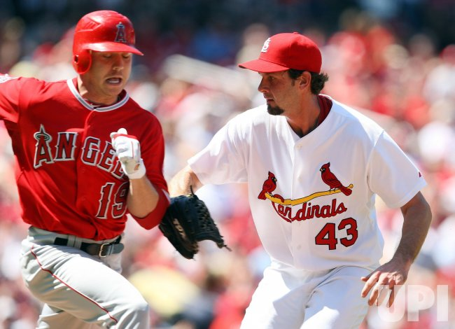 Los Angeles Angels vs St. Louis Cardinals