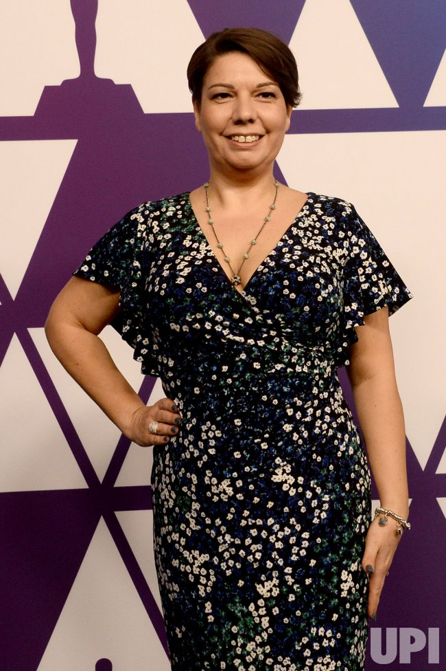 Nina Hartstone Attends The Oscar Nominees Luncheon In